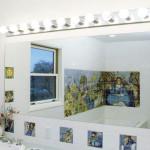 "Tile Bathroom Murals Large Mural 36""x120"" Single Tiles 6""x6"""