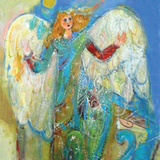 Angel of the Summer Solstice