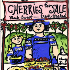 Cherries For Sale
