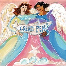 Sister Nations Create Peace