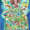 Annabelle Original Angel Painting by Sue Bolt