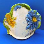 Big Blooms Tapawingo Vase by Sue Bolt