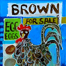 Brown Eggs For Sale by Sue Bolt