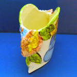 Cammie Loves Her Flowers Tapawingo Vase by Sue Bolt