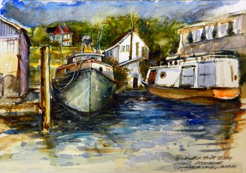 Cross Fisheries - Jackie C