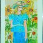 Elizabeth - Painting by Sue Bolt