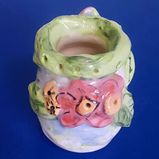 Petite Flowers Vase by Sue Bolt