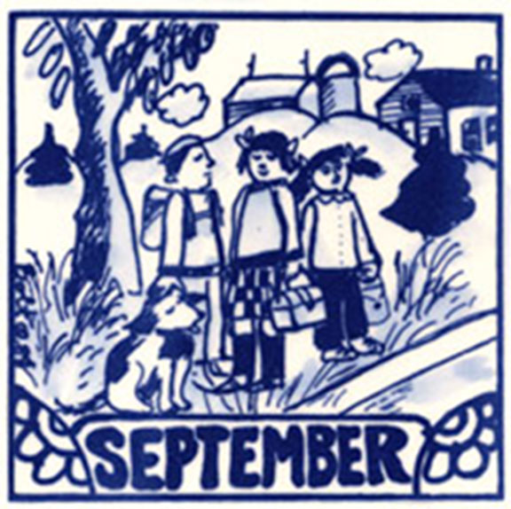 September Series 2 by Sue Bolt