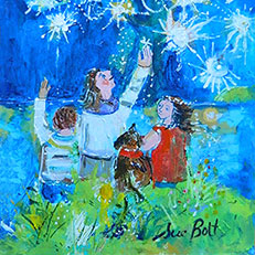 September's Song by Sue Bolt
