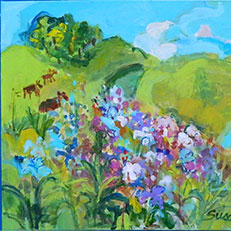 Summer Field by Sue Bolt