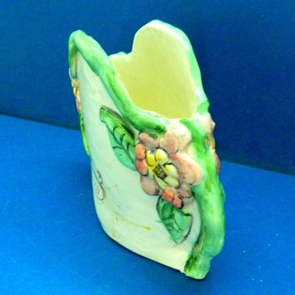 Sweet Sweet Flowers Tapawingo Vase by Sue Bolt