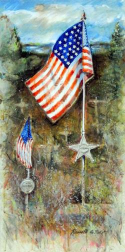 Veteran's Flags