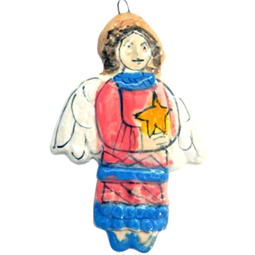 You Are My Shining Star Ornament by Sue Bolt